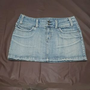 💝 **Flash sale**  womens 6 denim skirt